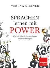 Sprachen lernen mit Power - Wie individuelle Lernmethoden Sie weiterbringen