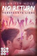 Jennifer Wolf: No Return 2: Versteckte Liebe ★★★★