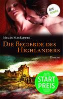 Megan MacFadden: Die Begierde des Highlanders ★★★★