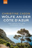 Christine Cazon: Wölfe an der Côte d'Azur ★★★★