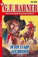 G.F. Barner: G.F. Barner 160 – Western