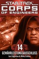 Ian Edgington: Star Trek - Corps of Engineers 14: Gewährleistungsausschluss ★★★★