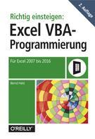 Bernd Held: Richtig einsteigen: Excel VBA-Programmierung ★★★★