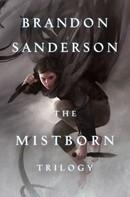 Brandon Sanderson: Mistborn Trilogy ★★★★★
