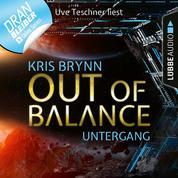 Fallen Universe, Folge 5: Out of Balance - Untergang (Ungekürzt)