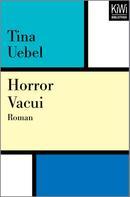 Tina Uebel: Horror Vacui ★★