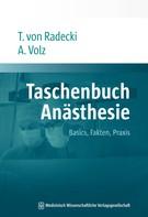 Tobias von Radecki: Taschenbuch Anästhesie ★★★★★