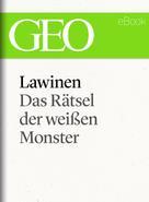 : Lawinen: Das Rätsel der weißen Monster (GEO eBook Single)