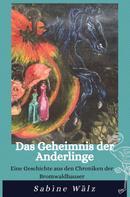 Sabine Wälz: Das Geheimnis der Anderlinge