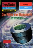Uwe Anton: Perry Rhodan 2069: Die Ritter von Dommrath ★★★★★