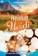 Stefanie Valentin: Heimat-Heidi 5 – Heimatroman