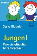 Steve Biddulph: Jungen! ★★★★