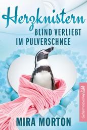 Herzknistern. Blind verliebt im Pulverschnee - Liebesroman