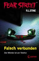 R.L. Stine: Fear Street 8 - Falsch verbunden ★★★★★