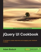 Adam Boduch: jQuery UI Cookbook