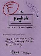Richard Benson: F in English ★★★