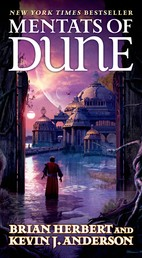 Mentats of Dune - Book Two of the Schools of Dune Trilogy