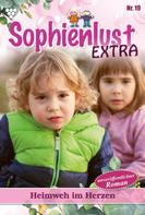 Gert Rothberg: Sophienlust Extra 19 – Familienroman