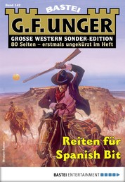G. F. Unger Sonder-Edition 142 - Western - Reiten für Spanish Bit