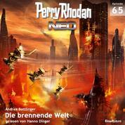 Perry Rhodan Neo 65: Die brennende Welt - Die Zukunft beginnt von vorn
