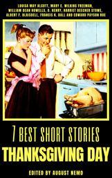 7 best short stories - Thanksgiving Day