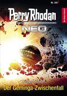 Rüdiger Schäfer: Perry Rhodan Neo 205: Der Geminga-Zwischenfall ★★★★