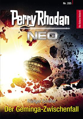 Perry Rhodan Neo 205: Der Geminga-Zwischenfall