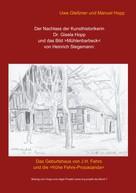 Manuel Hopp: Der Nachlass der Kunsthistorikerin Dr. Gisela Hopp und das Bild >Mühlenbarbeck< von Heinrich Stegemannn