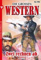 U. H. Wilken: Die großen Western 195 ★★★