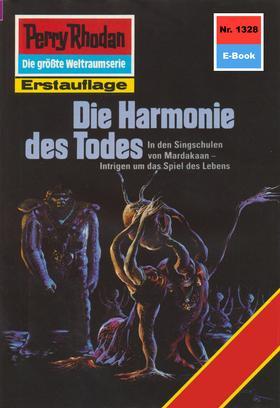Perry Rhodan 1328: Die Harmonie des Todes