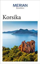 MERIAN Reiseführer Korsika - Mit Extra-Karte zum Herausnehmen
