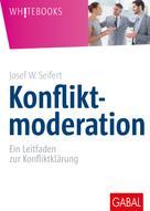 Josef W. Seifert: Konfliktmoderation
