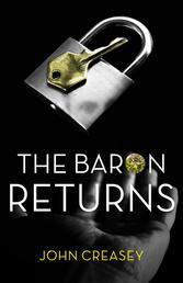 The Baron Returns - (Writing as Anthony Morton)