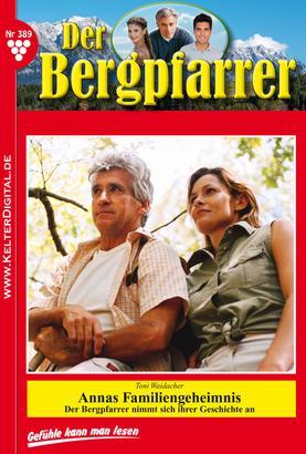 Der Bergpfarrer 389 – Heimatroman