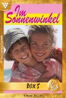 Patricia Vandenberg: Im Sonnenwinkel Jubiläumsbox 5 – Familienroman