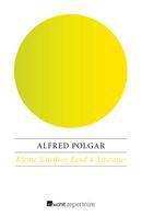 Alfred Polgar: Literatur ★★★★