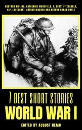 7 best short stories - World War I