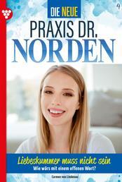 Die neue Praxis Dr. Norden 4 – Arztserie - Liebeskummer muss nicht sein