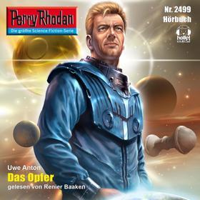 Perry Rhodan 2499: Das Opfer