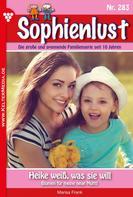 Marisa Frank: Sophienlust 283 – Familienroman ★★★★★