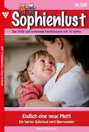 Sophienlust 200 – Familienroman - Endlich eine neue Mutti
