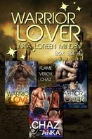 Inka Loreen Minden: Warrior Lover Box Set 4 ★★★★★