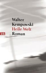 Heile Welt - Roman