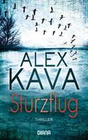 Alex Kava: Sturzflug (Ryder Creed 3) ★★★★