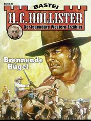 H.C. Hollister 27 - Western - Brennende Hügel