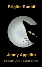 Jonny Appetito - Ein Kater, wie er im Buche steht