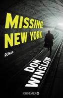 Don Winslow: Missing. New York ★★★★