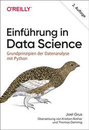 Einführung in Data Science - Grundprinzipien der Datenanalyse mit Python