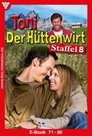 Friederike von Buchner: Toni der Hüttenwirt Staffel 8 – Heimatroman