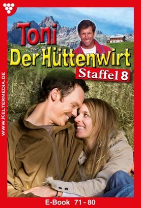Toni der Hüttenwirt Staffel 8 – Heimatroman